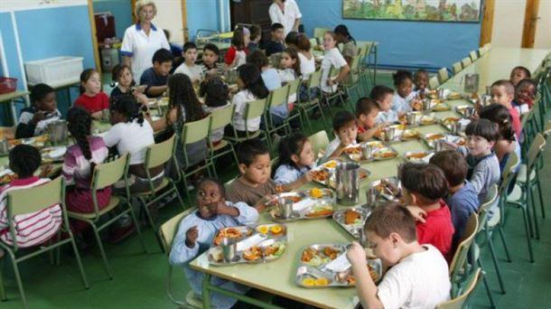 Se aboga por comedores escolares con cocina propia y producto local ...