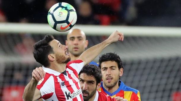Jornada 26 Liga 2017 2018  Athletic y Valencia empatan en San Mamés ... d8c2ac643b195