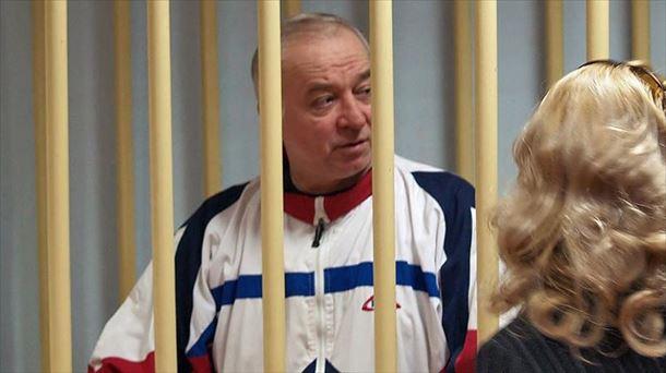 Reino Unido identifica a los autores del envenenamiento de Skripal y su hija