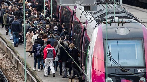 Huelga Ferroviaria En Francia Abril 2018 Disminuye El Seguimiento