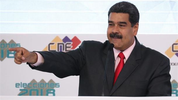 Maduro insiste en que EEUU prepara 'provocaciones' en frontera colombo-venezolana