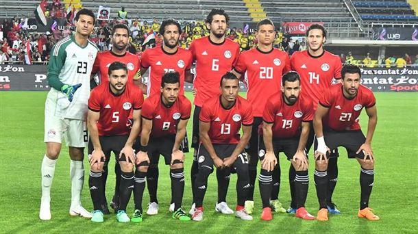 sobornar auténtico gran venta de liquidación gran venta Mundial Rusia 2018 equipos favoritos: Egipto, con Salah de ...