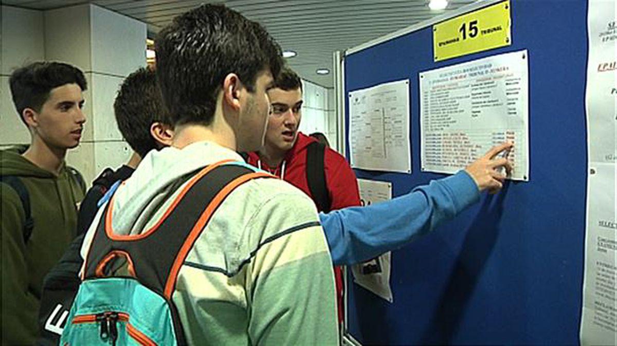 Un 98% de alumnos aprueban la selectividad en la UPV/EHU en ...