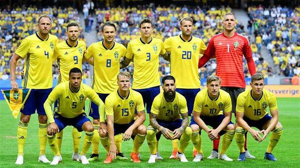 garantía de alta calidad última venta chic clásico Mundial Rusia 2018 equipos favoritos: Suecia, sin ...