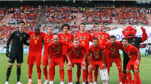 bajo costo venta usa online otra oportunidad Mundial Rusia 2018 equipos favoritos: Bélgica, la hora de la ...