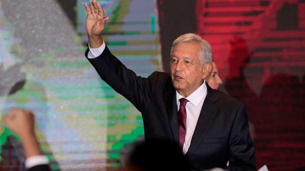 e4ad65ef68c90 Elecciones presidenciales Mexico 1 de julio de 2018  Lopez Obrador ...