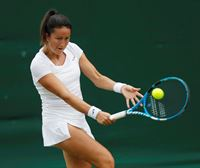Lara Arruabarrena, Wimbledonetik at