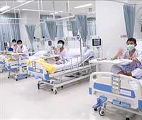 Los niños rescatados de Tailandia recibirán el alta el próximo jueves