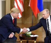 Trump amenaza con romper el acuerdo nuclear firmado en 1987 entre EE. UU. y Rusia