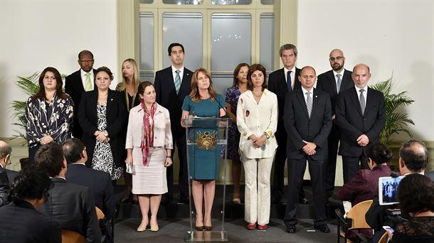 El Grupo de Lima, preocupado por despliegue de Venezuela en la frontera con Colombia