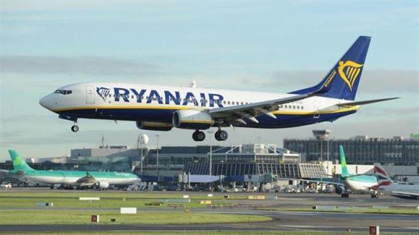 060bc333936 Un avión de Ryanair. Foto  EFE