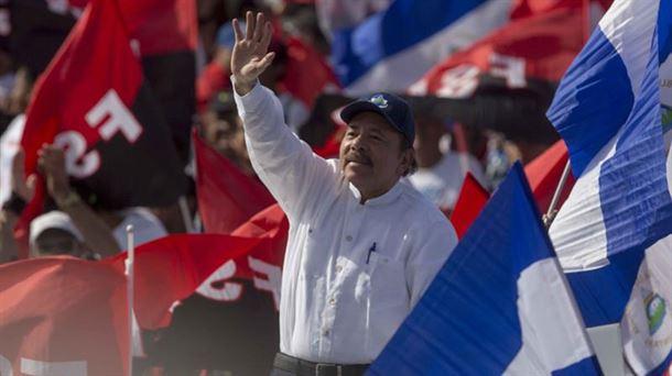Ortega acusa a la Confederación Episcopal de 'golpistas' y llama a la 'autodefensa'