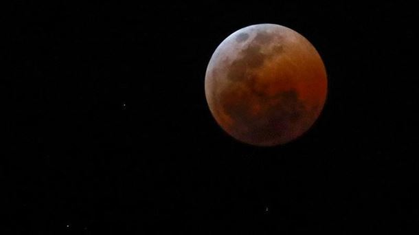 hora eclipse lunar 27 julio 2019