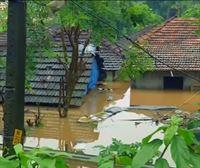 Las peores inundaciones en casi un siglo dejan 167 muertos en India