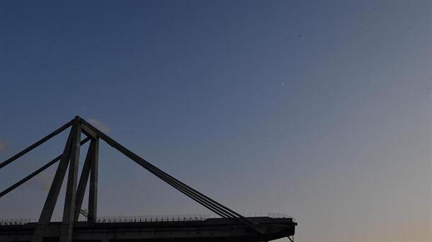 Asesores de Autostrade avisaron en 2017 del deterioro del puente de Génova