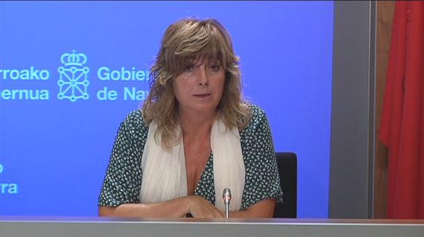 Coronavirus de Navarra: Ana Ollo, ingresada por neumonía bilateral por COVID-19    Sociedad