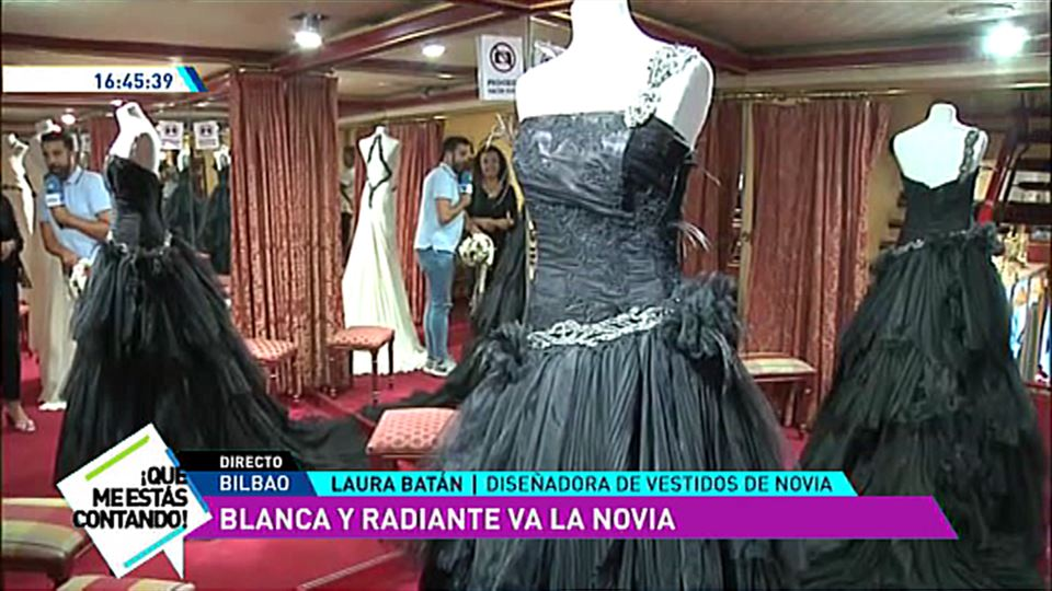 Vestidos novia atelier bilbao