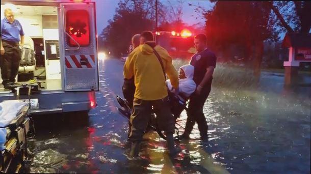 Florence se debilita tras dejar al menos siete muertos en Carolina del Norte