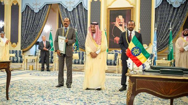Acuerdo de paz entre Eritrea y Etiopía tras décadas de conflicto
