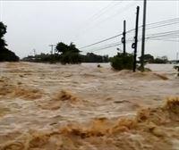Ascienden a 81 los muertos tras el paso del tifón Mangkhut por Filipinas