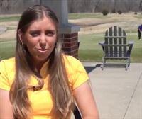 Asesinan en EE.UU. a la golfista cántabra Celia Barquín