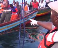 Al menos 140 muertos en el naufragio de un barco en Tanzania