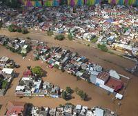 El huracán Willa disminuye a categoría 4 y avanza hacia la costa noroeste de México