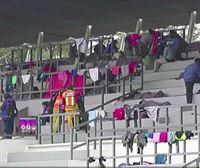 Unos 1.400 migrantes han llegado ya a Ciudad de México