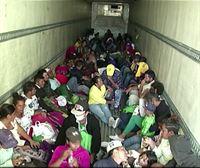 Los migrantes desbordan la capacidad del albergue de Ciudad de México