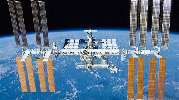 Estación Espacial Internacional. Foto: Nasa
