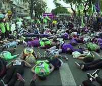 Masiva manifestación en Argentina por una polémica absolución