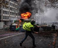 París se blinda ante la protesta convocada este sábado por los 'chalecos amarillos'