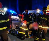 Una estampida en un concierto en Italia deja al menos seis muertos