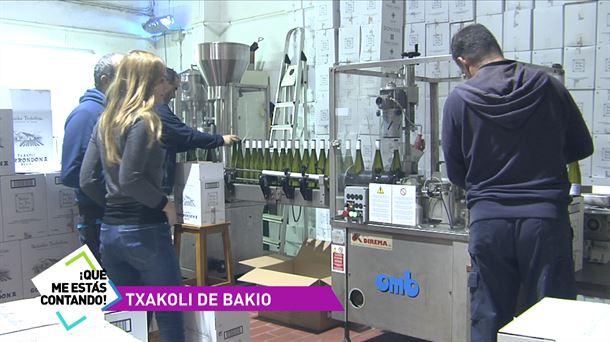 Txakoli de Bakio