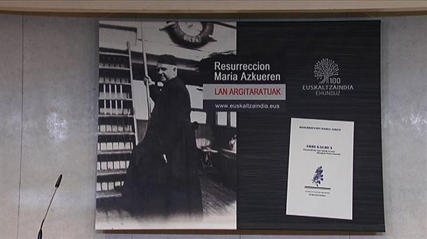 Resurreccion Maria Azkue
