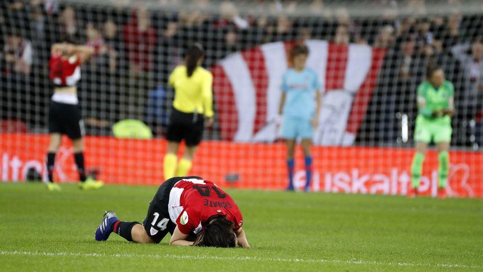 Vídeo  Resumen del partido de Copa de la Reina Athletic Atlético de Madrid  0-2  98c28a1e13527