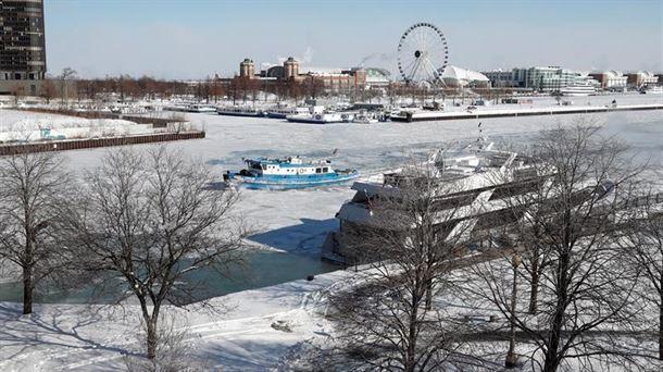 Ola de frío extremo en Estados Unidos  ocho muertos el 31 de enero de 2019   b3e5eb20b61