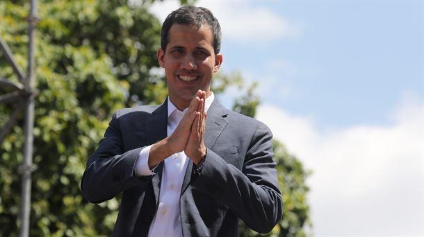 Juan Guaidó. Foto: EFE.
