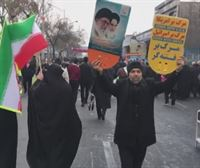 La República Islámica celebra su 40 aniversario
