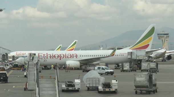 7b949621095 Accidente de avión en Etiopía con 157 personas a bordo