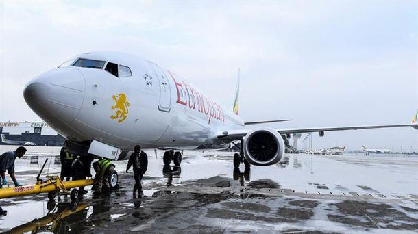 1b369af24e3 Ethiopian Airlines y China suspenden el uso del Boeing 737 MAX 8 ...