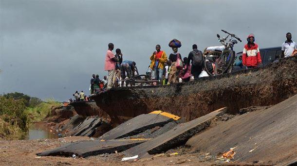 a961406f1c07 Consecuencias del ciclón Idai en Sofala (Mozambique).