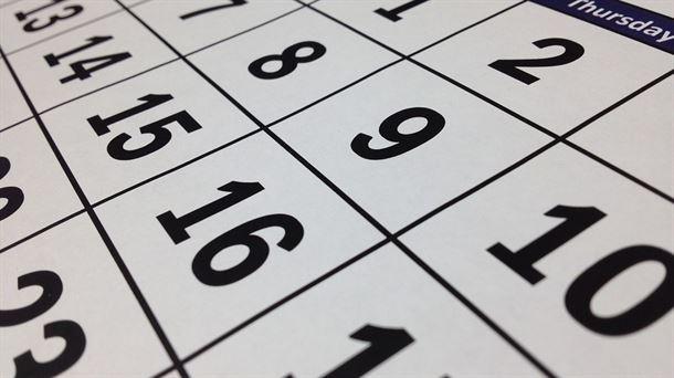 Calendario Laboral 2020 Bizkaia.Calendario Laboral 2020 Festivos Y Puentes En Euskadi