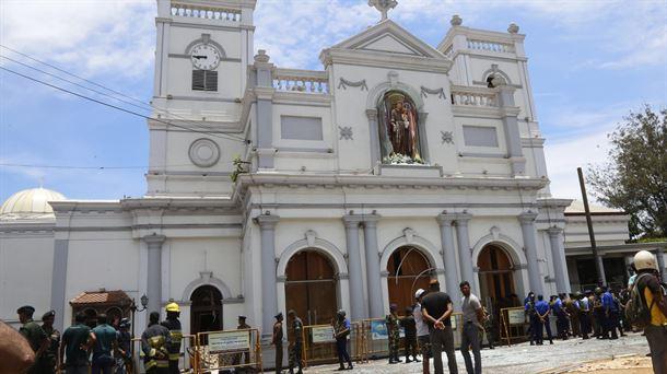 Resultado de imagen para atentados sri lanka