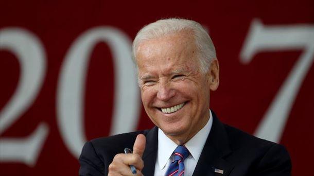 Joe Biden en una foto de archivo tomada el 24 de mayo de 2017