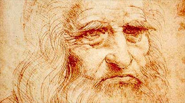 'Autoretrato' de Leonardo Da Vinci.