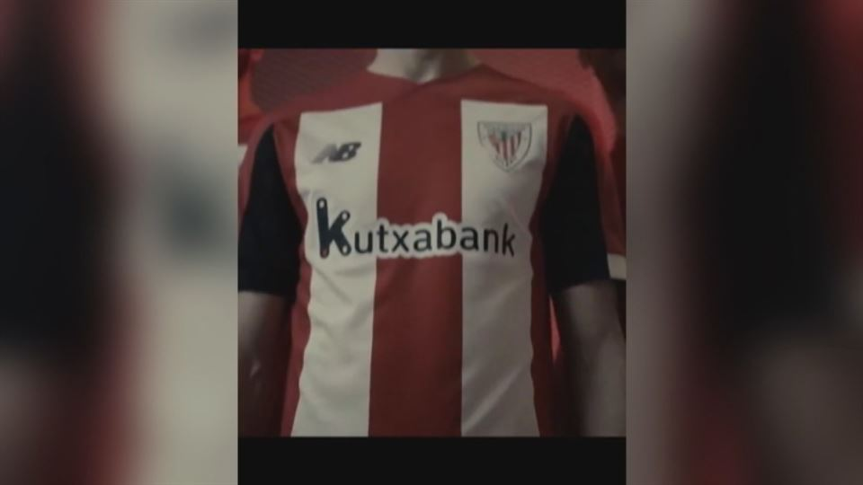 97f4cea7 Vídeo: Las equipaciones del Athletic Club para la temporada 2019-2020 |  Vídeos Athletic Club de Bilbao | EiTB