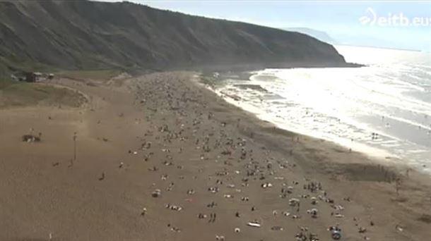 Playas Nudistas Cantabria Mapa.Playas Nudistas Euskadi Las Mejores Playas Naturistas De
