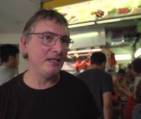 Andoni Luis Aduriz participa en la gala de los 50 mejores restaurantes del mundo