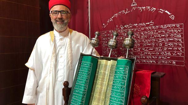 Hosni Cohen, sacerdote samaritano